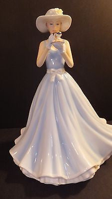 Royal Doulton Pretty Ladies Tallulah 2014 Michael Doulton Figure of Year HN5673