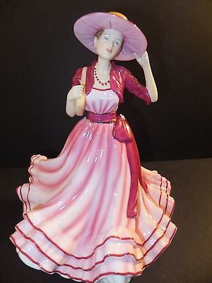 Royal Doulton Kate HN5527 Brand New Hand Signed Michael Doulton