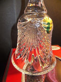 Waterford Crystal 2013 Annual Bell of Peace Christmas Bell New In Box