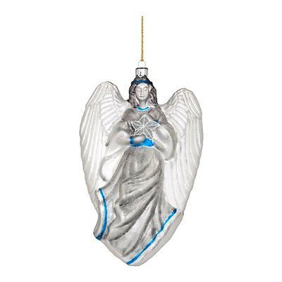 Marquis by Waterford Angel of Light Christmas ornament Brand New In Box
