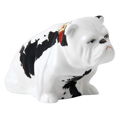 Royal Doulton British PATCH BULLDOG DD 002 Figurine New