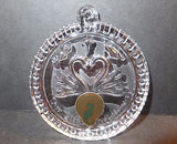 Waterford Crystal 2014 Annual Our First Ornament with Enhancer New in Box