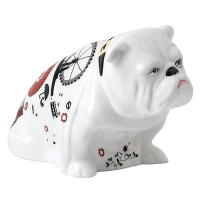 Royal Doulton British Bulldogs Alfie DD 001 New In Box