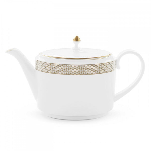 Waterford Lismore Diamond Beverage Server Teapot New with tag