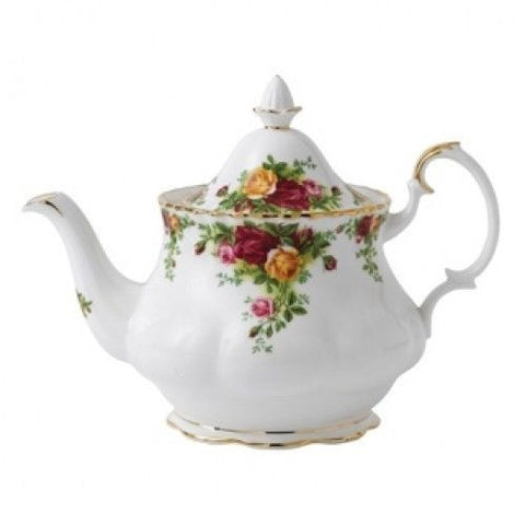 Royal Albert Old Country Roses Large Teapot Brand New with Tag