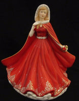 Royal Doulton Festive Memories Christmas 2016 Figure of the Year HN 5781