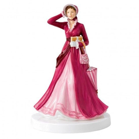 Royal Doulton 200th Anniversary Mrs. Doulton Lady Doulton Figurine HN 5743 New