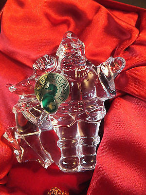 Waterford Christmas Wonders Collection St Nicholas Ornament 1st Ed NIB Ireland