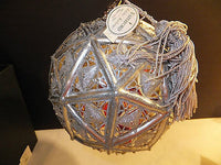 Waterford HHeirlooms Times Square 5th Edition Friendship Masterpiece Ball NIB