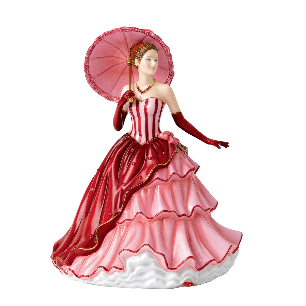Royal Doulton Romantic Stroll HN 5764 Figurine Michael Doulton Favorites New