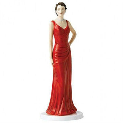 Royal Doulton Fashion Through the Decades 1930's Jean HN5593 Brand New In Box