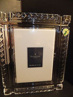 Waterford Crystal Great Barrington 4 x 6 Picture Frame New In Box Retired