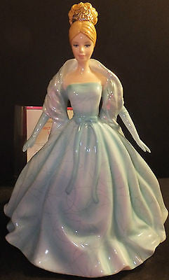 Royal Doulton 2013 Barbie Collectors Edition Figurine HN5609 Brand New Lmt Ed