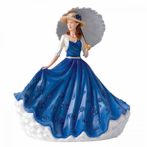 Royal Doulton 2016 Figure of the Year Charlotte HN 5772 New