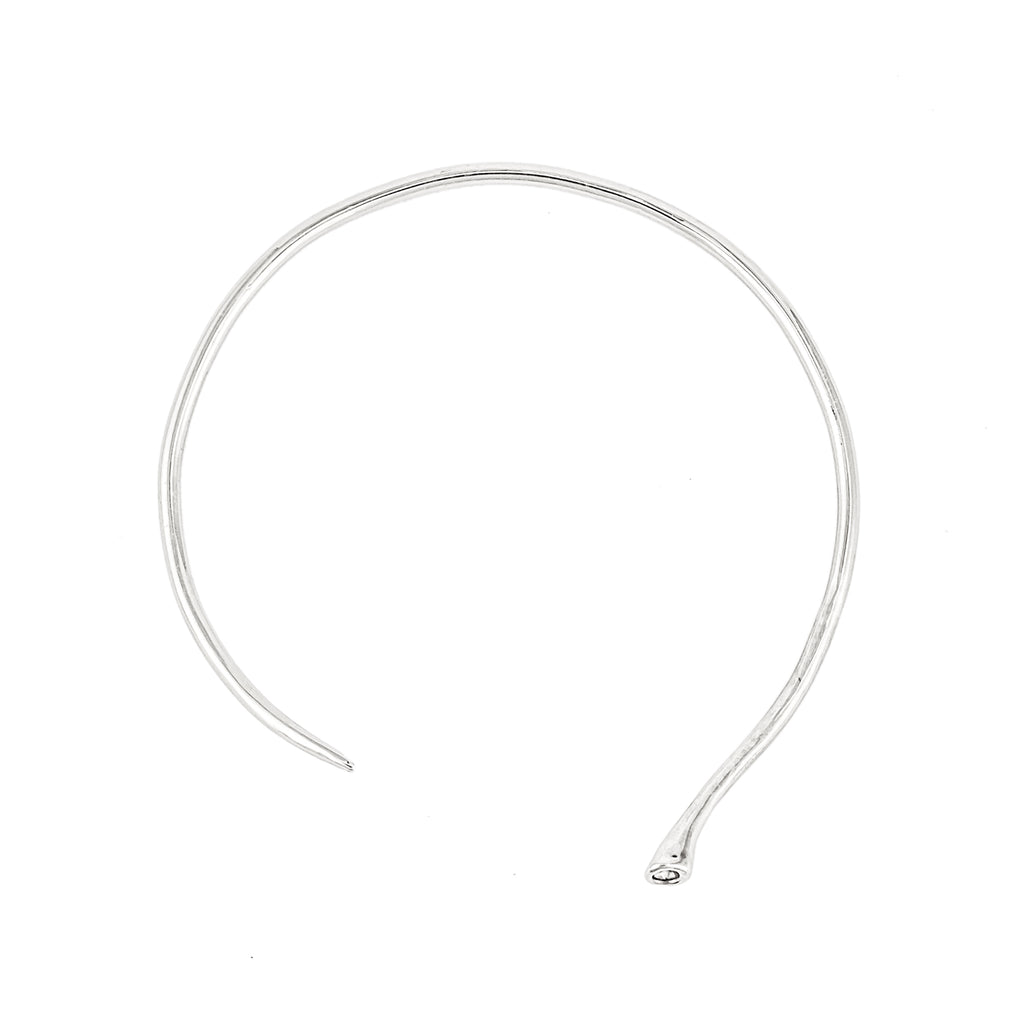 The Stalk Choker (Sterling Silver)