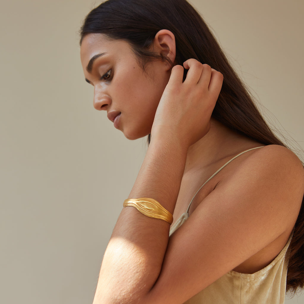18ct Fairtrade Gold, Sustainable Jewellery, Made in London