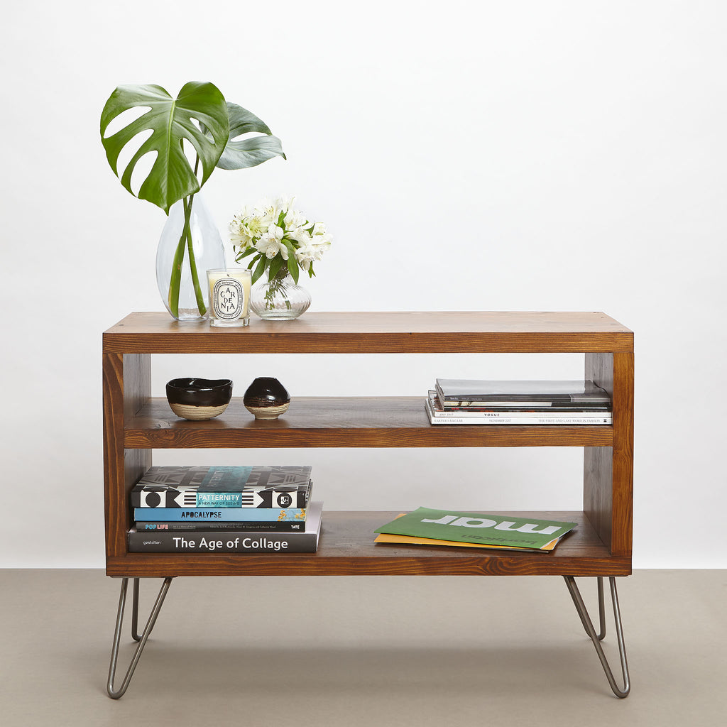Harry Hairpin Leg Media Unit - La Maison De Furniture