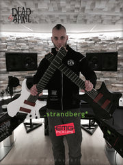 Dead by April + EMG + Strandberg Guitars = <3