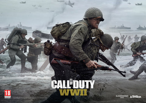 Dead by April + Call of Duty WWII --> Launch Battle!