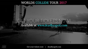 *** Worlds Collide European Tour 2017 ***