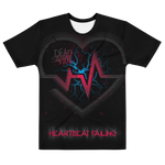 Heartbeat Failing T-shirt (all-over print)