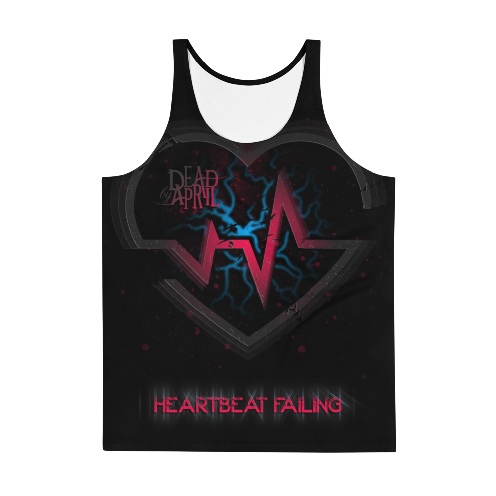 Heartbeat Failing Tank Top