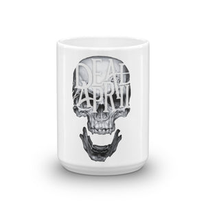 Load image into Gallery viewer, Mug – Skull - Dead By April