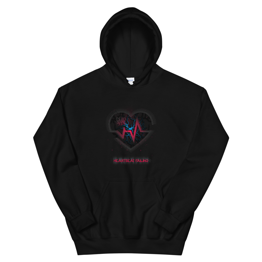 Load image into Gallery viewer, Heartbeat Failing Hoodie