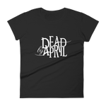 Women's Dead by April Logo T-shirt