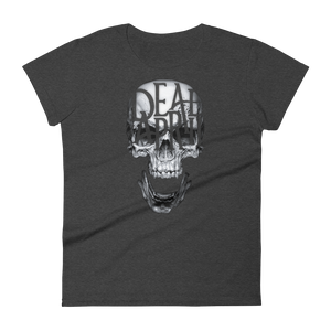 Load image into Gallery viewer, Women's Skull T-shirt