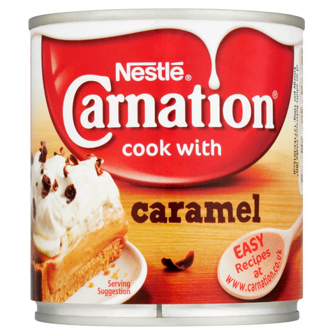 Nestle Carnation Caramel Treat (Subscription),canned caramel,caramel treat,condensed milk caramel,caramel condensed milk,nestle caramel,caramel in a can, South African caramel,canned caramel sauce,caramel carnation, caramel tin,can of caramel,caramel can