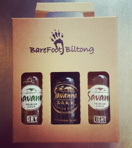 The Savanna Box