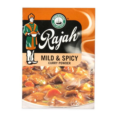 Mild & Spicy Curry Powder 100g