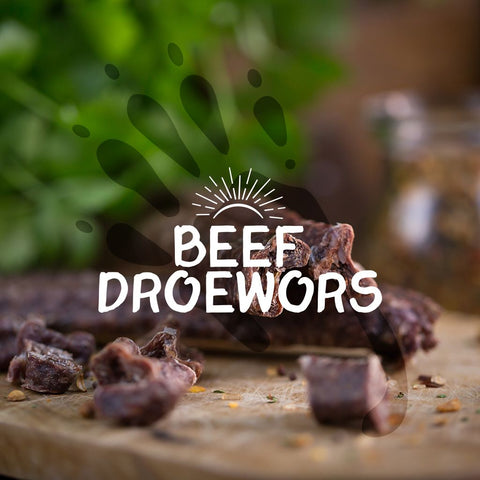Beef Droewors (Subscription) - Biltong & Droewors* - Barefoot Biltong UK