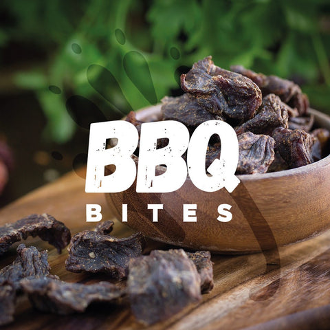 Biltong BBQ Bites (Subscription) - Biltong & Droewors* - Barefoot Biltong UK