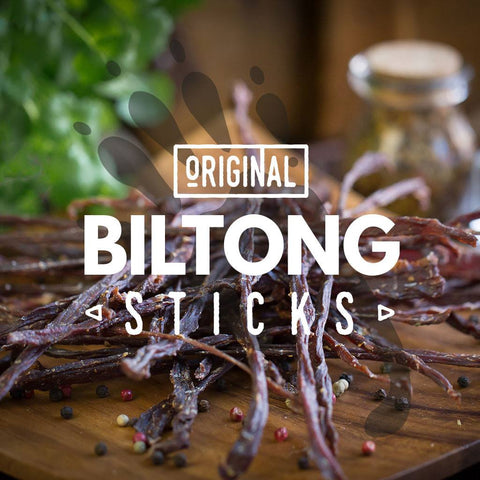 Original Biltong Sticks (Subscription) - Biltong & Droewors* - Barefoot Biltong UK