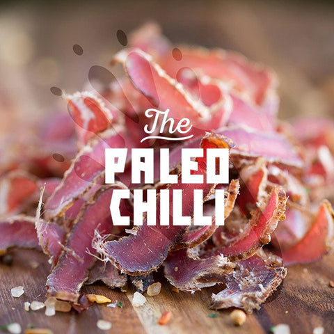 Paleo Sliced Chilli Biltong (Subscription) - Biltong & Droewors* - Barefoot Biltong UK