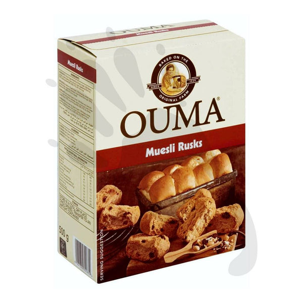 Ouma Muesli Rusks 500g - south african rusks uk, Rusks, ouma rusks, Ouma Muesli, muesli Biscuits  oumas rusks, rusk uk, ouma rusks flavours, cakes online south Africa, nola ouma rusks, where to buy rusk, muesli in south africa, south african cookies, breakfast rusks, south african muesli rusk, traditional south african muesli rusks, ouma biscuits, muesli rusks, rusk biscuit, Ouma Muesli Rusks, south African shop uk, south African shop london