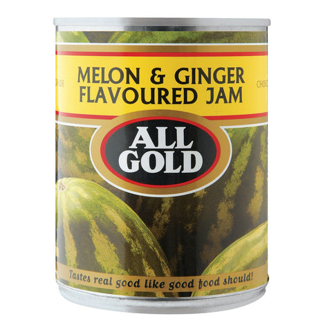 South African Jams, All Gold Melon & Ginger Jam, ginger preserves, ginger jam,africa jam, south african melon and ginger jam, melon and ginger jam, melon preserves , South African Jam