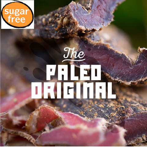 Paleo Sliced Original Biltong