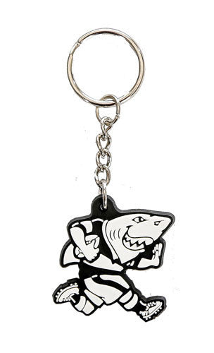 Keyring (PVC) The Sharks