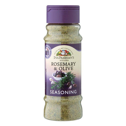 Ina Paarman's Seasonings - Rosemary & Olive - Spices & Herbs - Barefoot Biltong UK