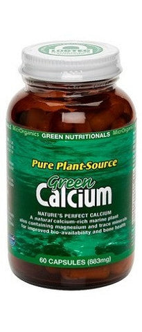 Green Nutritionals Plant Calcium Vegicaps