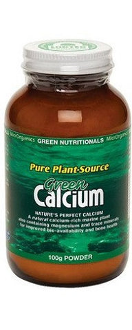 Green Nutritionals Plant Calcium Powder