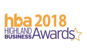 Highland Business Awards - finalists!