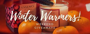 Winter Weekend Giveaways