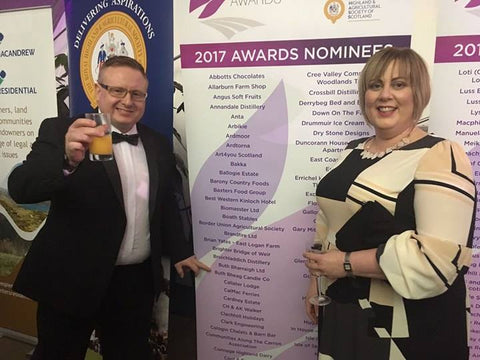 Rural Awards 2017, Buth Bheag Candle Co