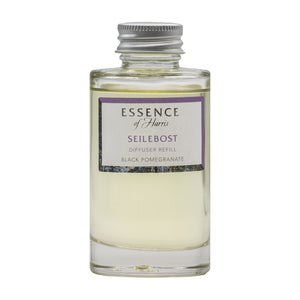 Essence of Harris Seilebost Clear Glass 100ml Reed Diffuser Refill