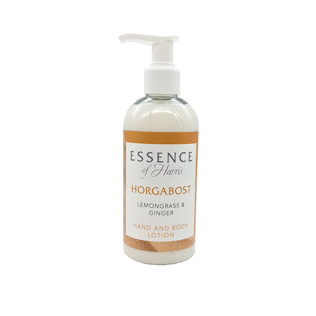 Horgabost Lemongrass & Ginger Hand and Body Lotion