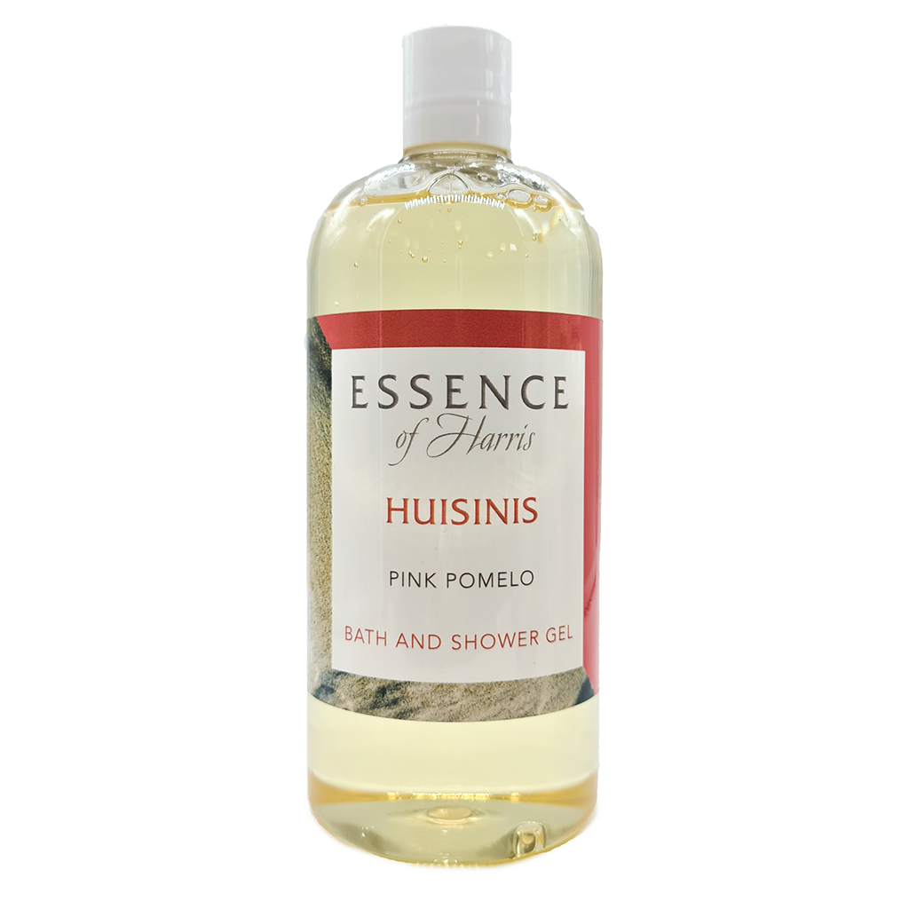 Essence of Harris Pink Pomelo Huisinis Bath and Shower Gel